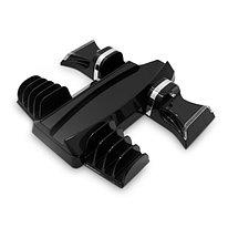 Зарядное устройство-подставка для PS3 Slim PEGA PG-SP3003 Зарядка Карманы на 8 дисков LED подсветка Чёрный