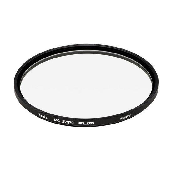 Фильтр для объектива Kenko 52S UV370 SLIM Ультрафиолетовый (UV) Серия SMART 52 мм Чёрный