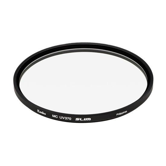 Фильтр для объектива Kenko 62S UV370 SLIM Ультрафиолетовый (UV) Серия SMART 62 мм Чёрный