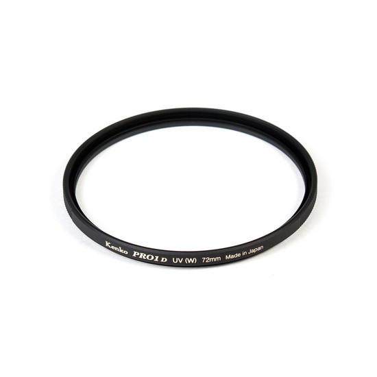Фильтр для объектива Kenko 72S PRO1D UV Ультрафиолетовый (UV) Серия PRO1D 72 мм Чёрный