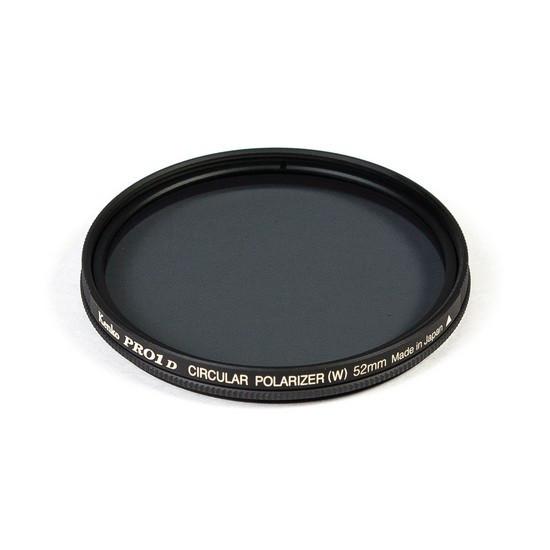 Фильтр для объектива Kenko 52S PRO1D C-PL (W) Поляризационный (CPL) Серия PRO1D 52 мм Чёрный