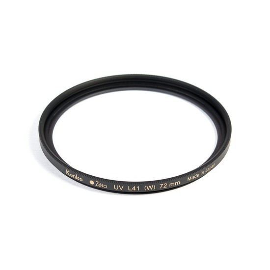Фильтр для объектива Kenko 72S ZETA UV L41 Ультрафиолетовый (UV) Серия ZETA 72 мм Чёрный