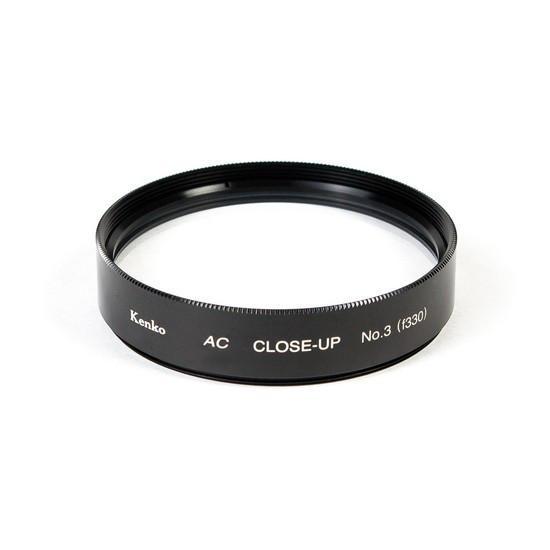 Фильтр для объектива Kenko 58S AC C-UP NO3 Макрофильтр ахромат 3 дптр 58 мм Чёрный