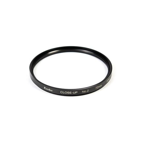 Фильтр для объектива Kenko 72S CLOSE-UP NO.2 Макрофильтр 2 дптр 72 мм Чёрный