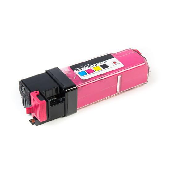 Тонер-картридж Katun Для принтеров Xerox Phaser 6125 Пурпурный 1000 страниц.