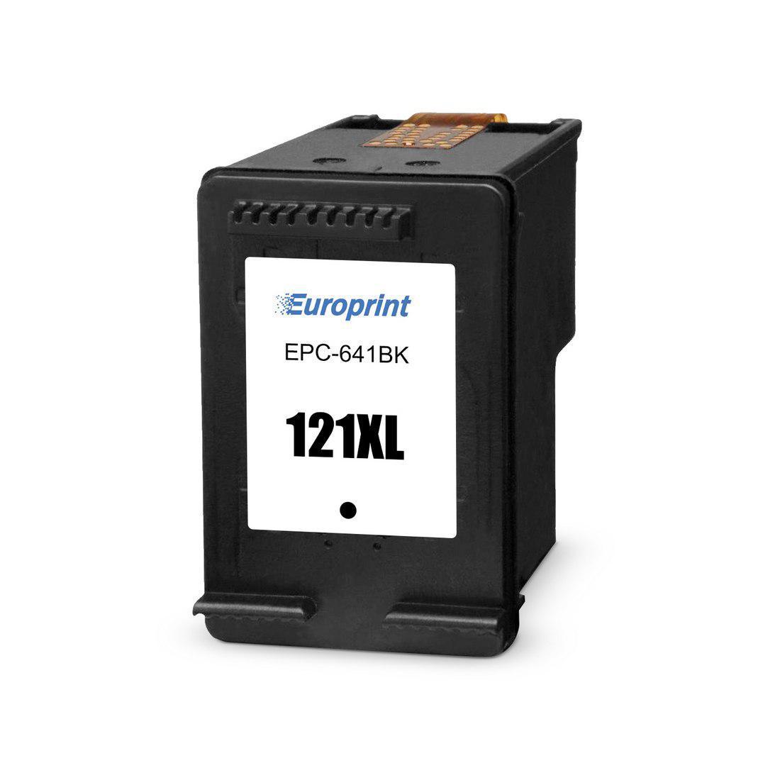 Картридж Europrint EPC-641BK №121xl