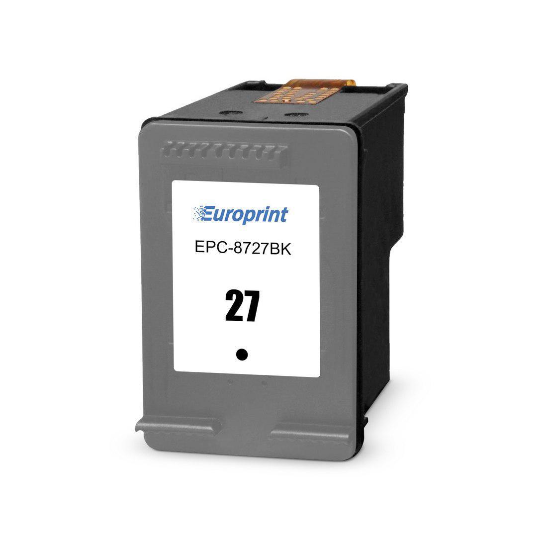 Картридж Europrint EPC-8727BK №27