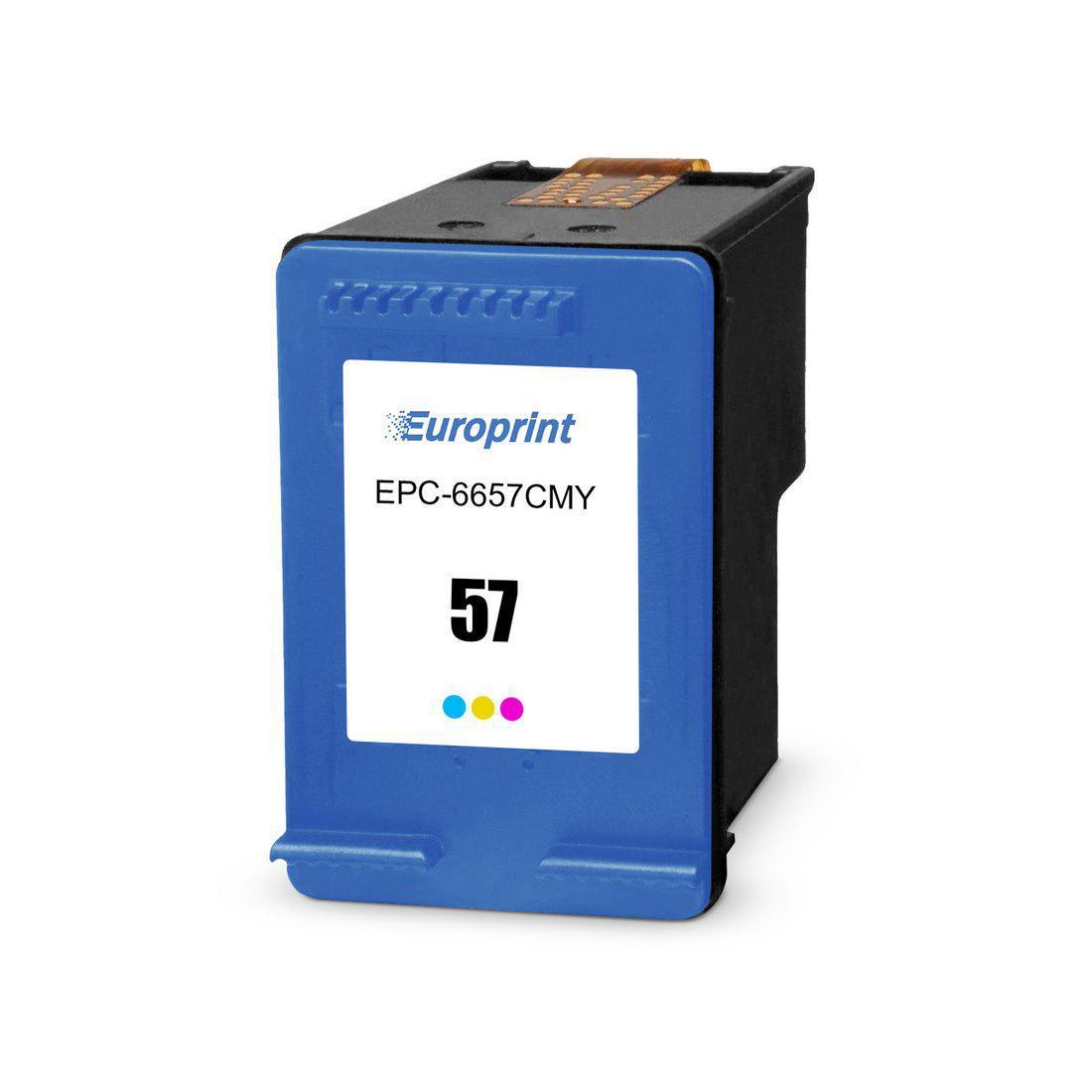 Картридж Europrint EPC-6657CMY №57