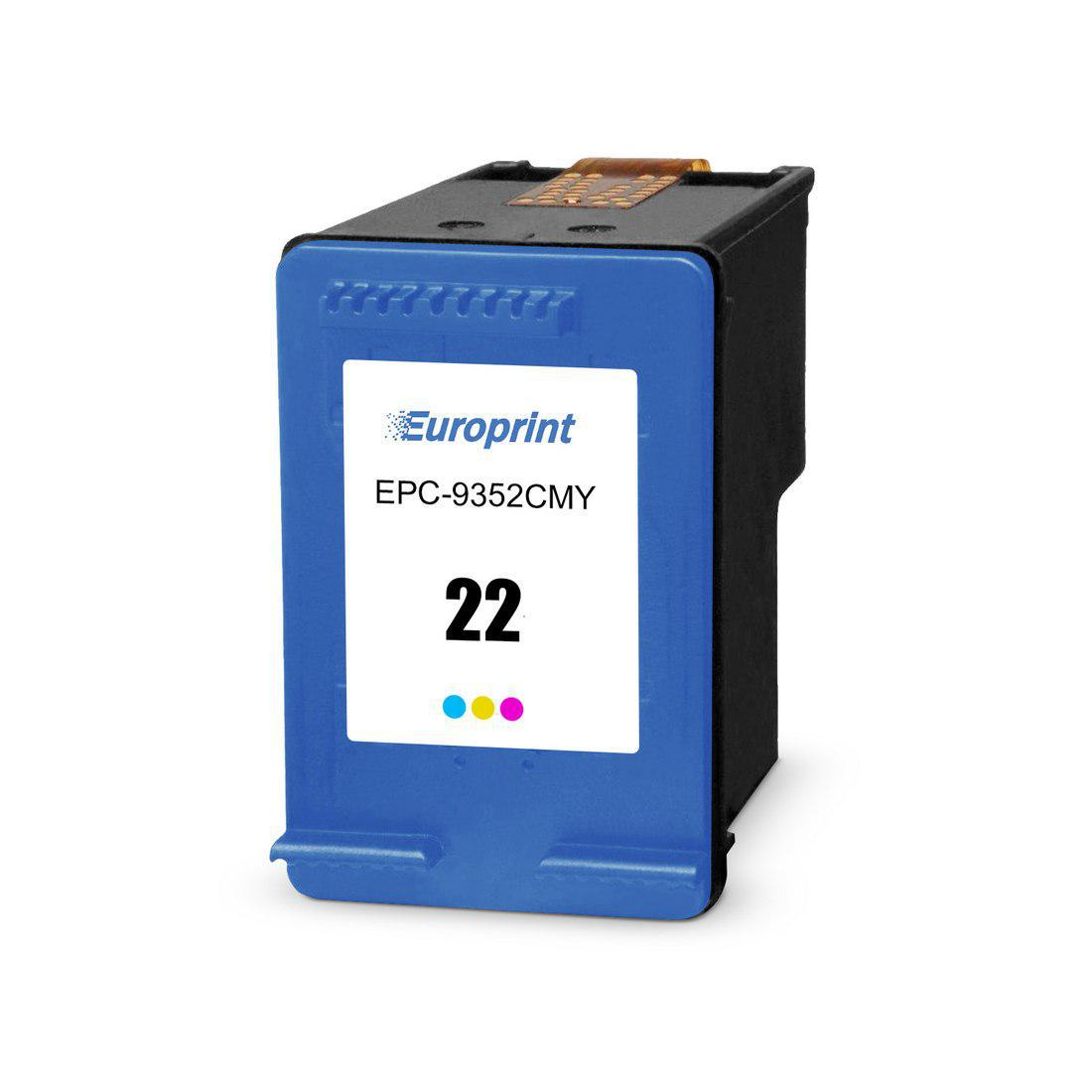 Картридж Europrint EPC-9352CMY №22