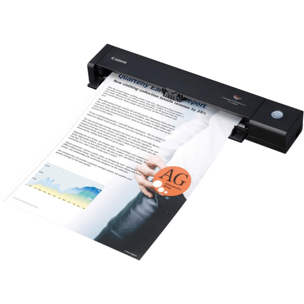 Сканер Canon Протяжной  P208II (9704B003)