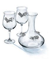 Набор для вина (Декантер и 2 бокала)