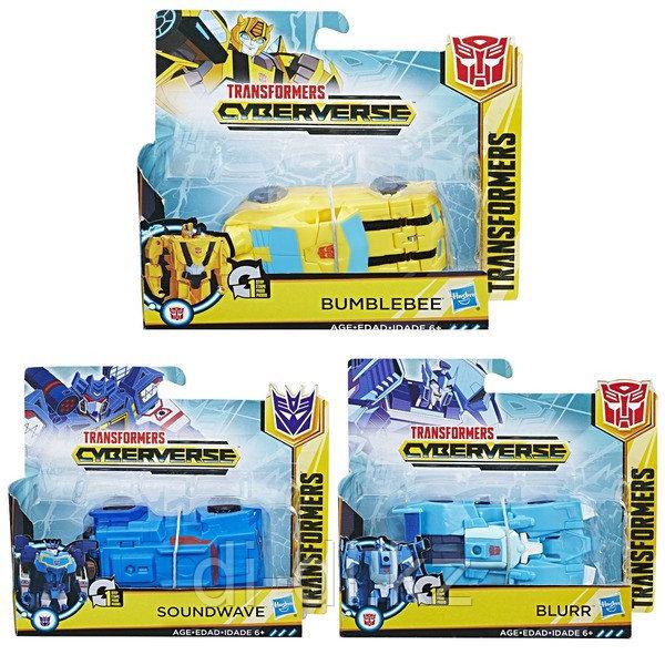 Hasbro Transformers Трансформер Кибервселенная Уан Степ (в асс.)