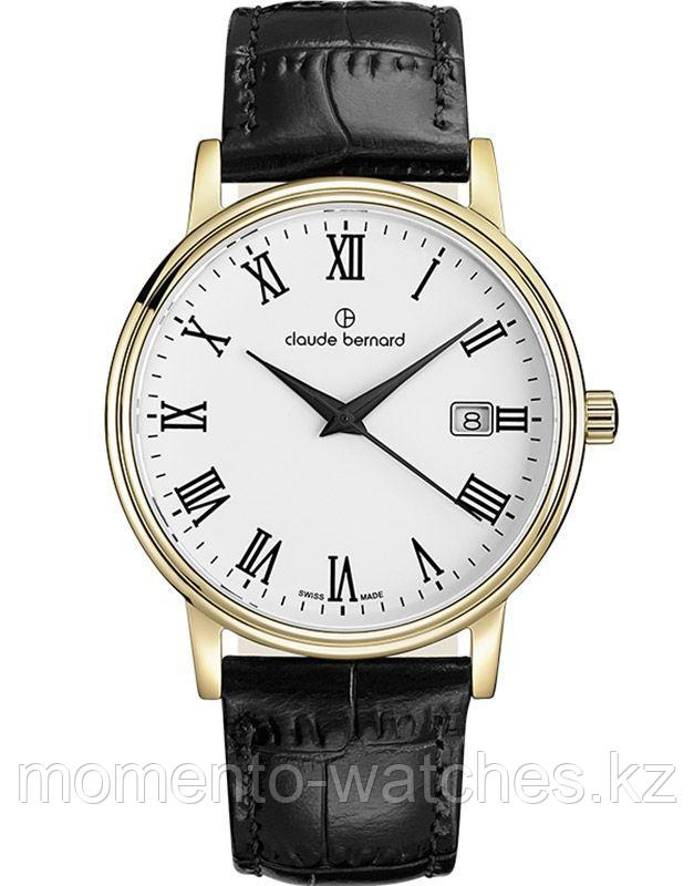 Часы Claude Bernard  53007 37J BR