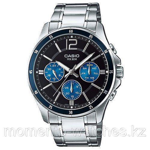 Часы Casio MTP-1374D-2AVDF