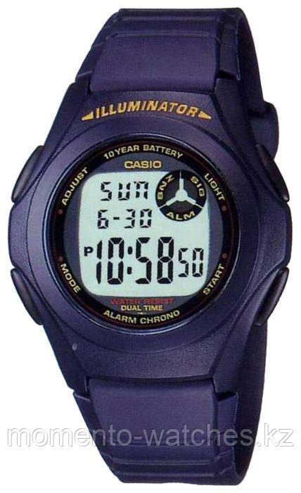 Часы CASIO F-200W-2ASDF