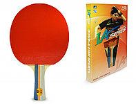 Ракетка для настольного тенниса DOUBLE FISH - 1А-С (ITTF), фото 1