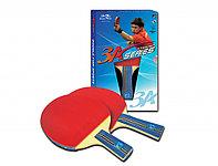 Ракетка для настольного тенниса DOUBLE FISH - 3А-С (ITTF), фото 1