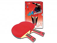 Ракетка для настольного тенниса DOUBLE FISH - 4А-С (ITTF), фото 1