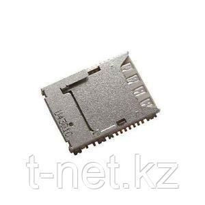 Сим коннектор Samsung J1/J100