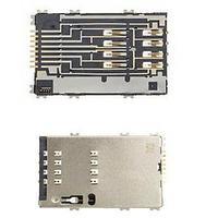 Сим коннектор Samsung P5100