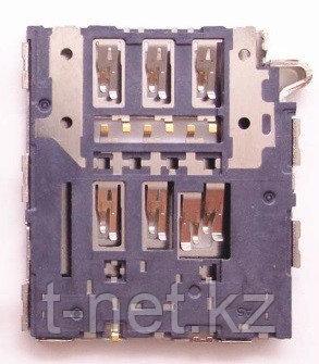 Сим коннектор Samsung S6 EDGE