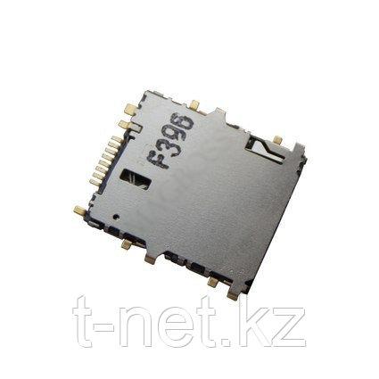 Сим коннектор Samsung T110/ T111/ T113/ T116