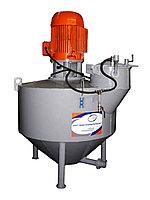 Универсальная установка для изготовления пенобетона