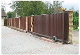 Ворота автоматические откатные, фото 6