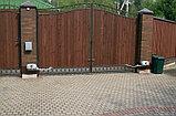 Ворота распашные, фото 4
