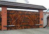 Ворота распашные, фото 10