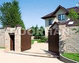 Ворота распашные, фото 9
