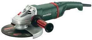 Угловая шлифмашина Metabo WX 24-180, 2400вт, защитн.откл, антивибр, пов.рук