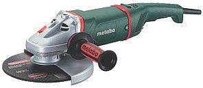 Угловая шлифмашина Metabo WX 26-230 Quick, 2600вт, защ.откл, антив, пов.рук