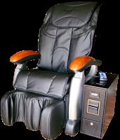 Вендинговое Кресло Irest с деревянными подлокотниками