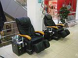 Вендинговое Кресло Irest с деревянными подлокотниками, фото 5