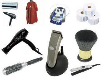 Парихмахерские инструменты и акссесуары