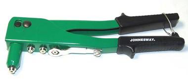 V1000 Заклепочник ручной рычажный, 2.4 - 4.8 мм