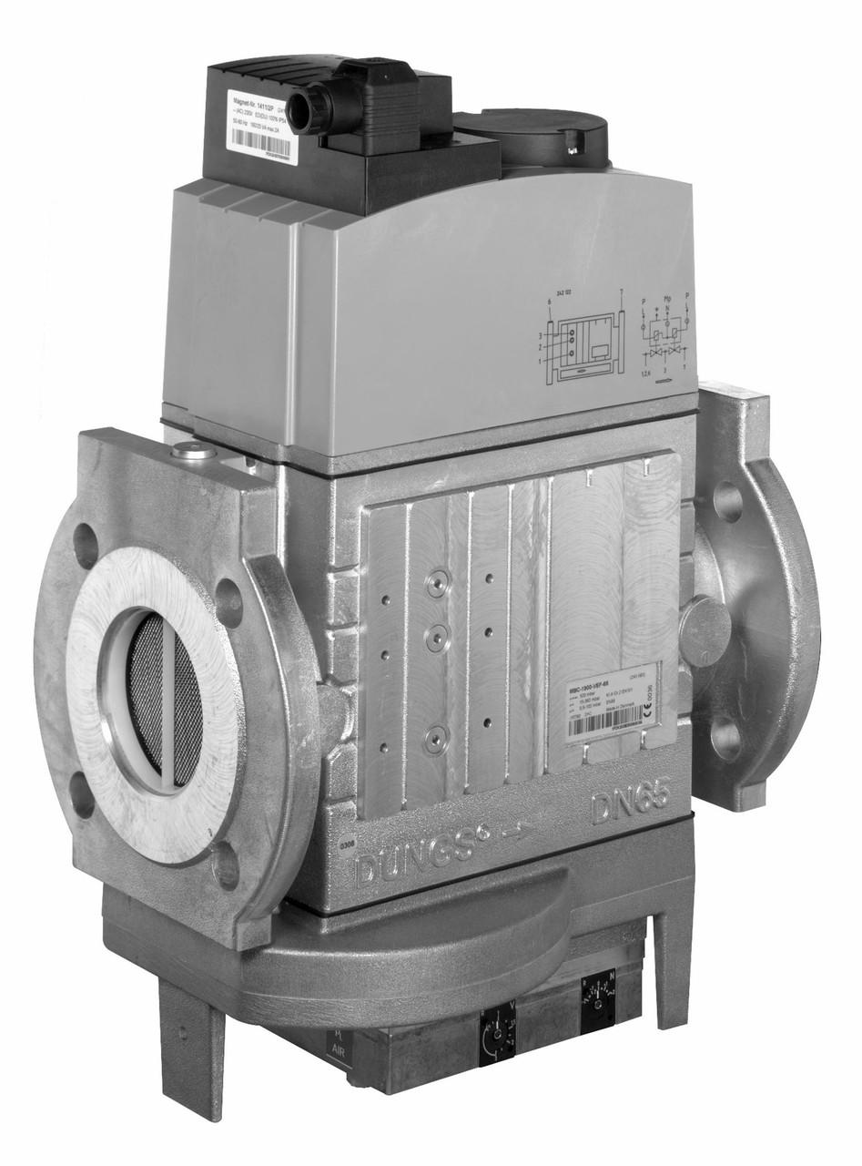 Газовый мультиблок Dungs MBC-300-VEF арт. 241030