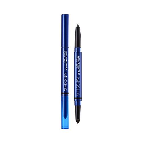 Ультра-стойкий карандаш для глаз Ultra Powerproof Pencil Liner (Black)