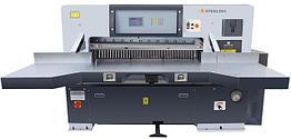 Бумагорезательная машина Sterling  K115D  с мощным компьютером