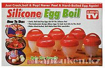 Форма для варки яиц (силиконовая) Silicone Egg Boil