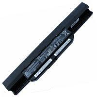 Аккумулятор для ноутбука Asus A32-K53/ 11,1 В (совместим с 10,8 В) / 4400 мАч, черный