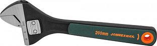 W27AK8 Ключ разводной реечный,  0-24 мм, L-200 мм