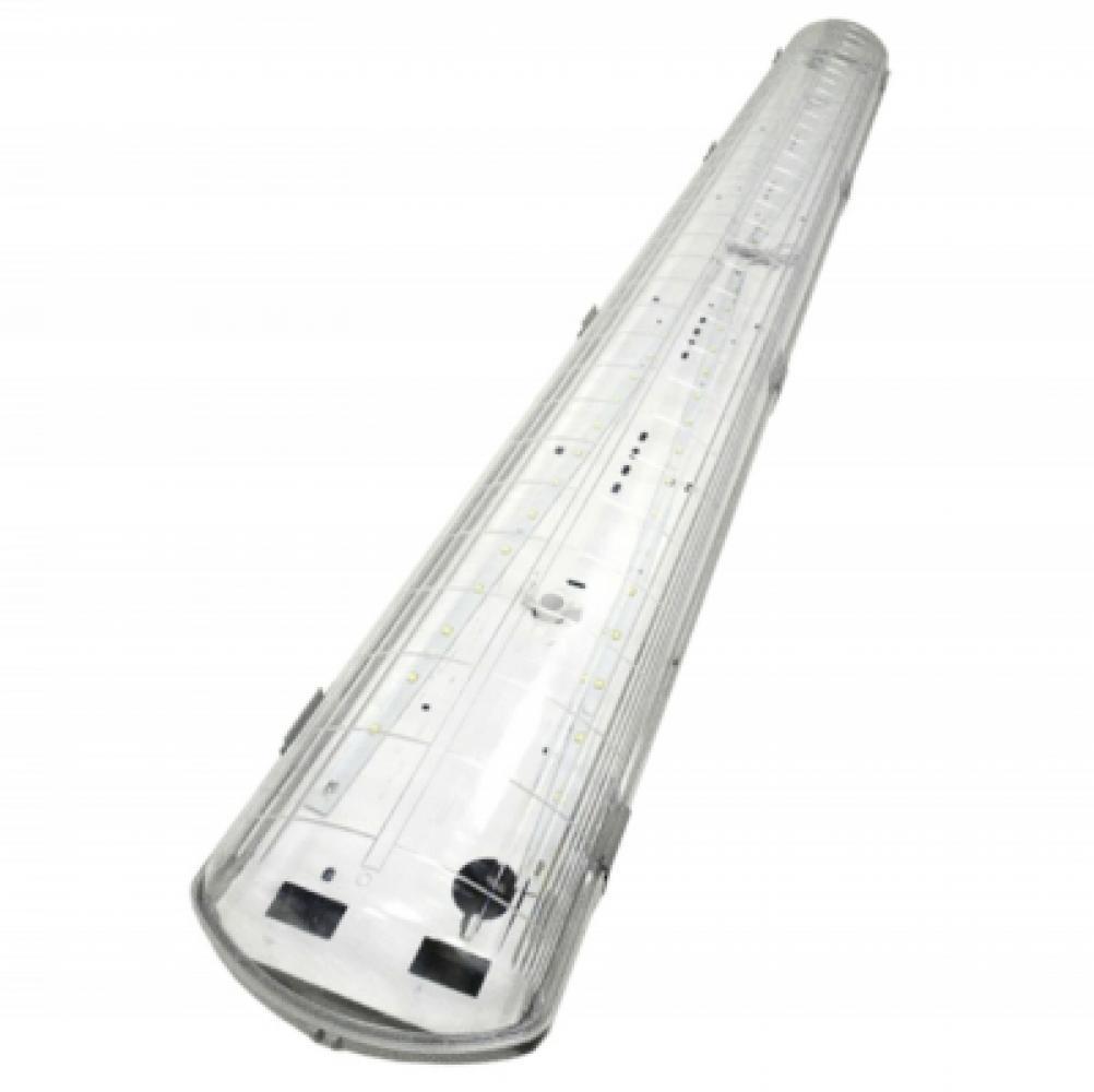 Светодиодный светильник LED ДСП BODY 2x18 IP65  (аналог корпус ЛСП 2х36)
