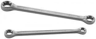 W291622 Ключ гаечный накидной, внешний TORX, E16xE22