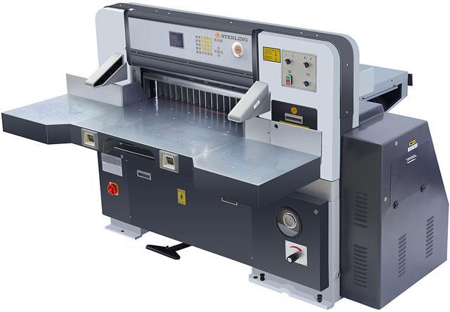 Бумагорезательная машина Sterling  K92D  с мощным компьютером
