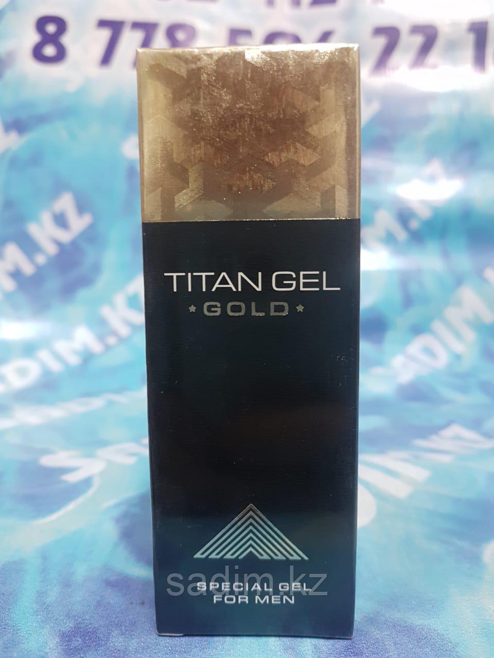 Титан Гель Gold