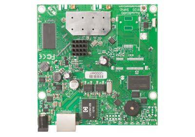 Материнская плата MikroTik RB911G-2HPnD