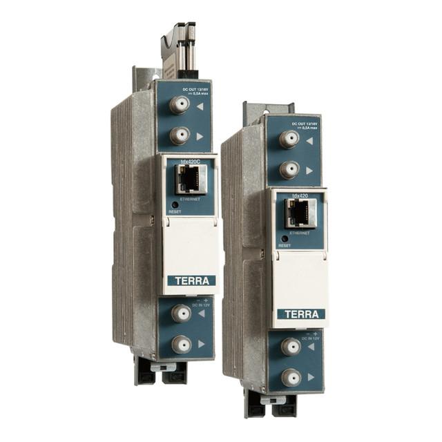 DVB трансмодуляторы и IP кодеры