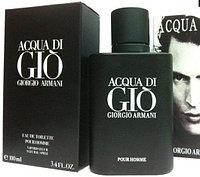 """Giorgio Armani """"Acqua Di Gio Black Pour Homme"""" 100 ml"""